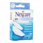 Nexcare Sensitive 360 assort
