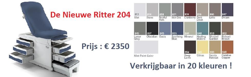 Nieuwe riiter 204